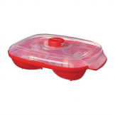 Sistema Egg Poacher Microwave Container