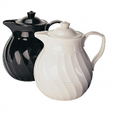 Kinox Insulated Teapot Black 1 Ltr