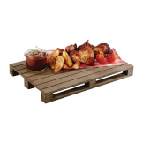 APS Wooden Food Pallet 300mm