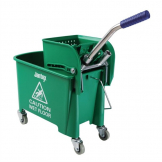 Jantex Kentucky Mop Bucket Green