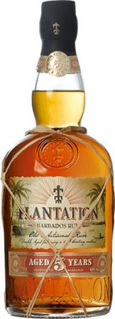 Image of Plantation Rum - Grande Reserve 5 Year Old Rum
