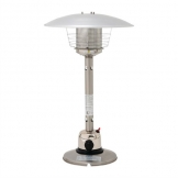 Lifestyle Sirocco Stainless Steel Table Top Patio Heater