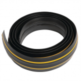 COBA CablePro GP Cable Protector Black and Yellow 3m