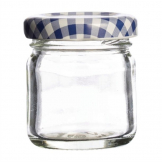 Kilner Round Twist Top Jar 43ml (Pack of 12)