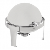 Olympia Paris Roll Top Chafing Dish Round