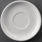 Athena Hotelware Saucers 145mm (Pack of 24)