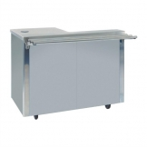 Moffat Versicarte Cash Section with Left Hand Tray Rail