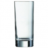 Arcoroc Islande Nucleated Hi Ball Glasses 290ml CE Marked