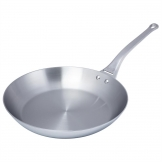 DeBuyer Affinity Stainless Steel Frying Pan 32cm