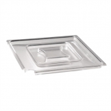 APS Float Clear Square Cover 250 x 250mm