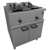Falcon 350 Series Twin Tank Four Basket Free Standing Electric Fryer E350/37