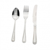 Olympia Bead Cutlery Sample Set (Pack of 3)