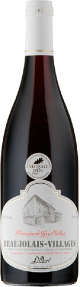 Dominique Morel - Domaine de Gry-Sablon Beaujolais-Villages 2017 (75cl Bottle)
