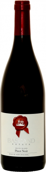 Bascand Estate - Pinot Noir Marlborough 2017 (75cl Bottle)