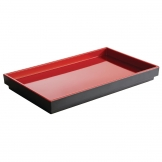 APS Asia+  Red Tray GN 1/3