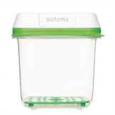Sistema Freshworks Square Storage Container 1.5Ltr