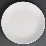 Royal Porcelain Classic White Coupe Plates 260mm (Pack of 12)