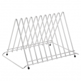 Hygiplas Heavy Duty Chopping Board Rack
