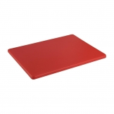 Hygiplas Low Density Red Chopping Board Small