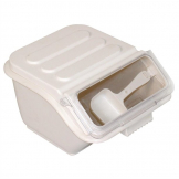 Vogue Polypropylene Ingredient Bin 18Ltr