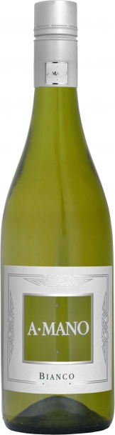 A Mano - Bianco Fiano Greco 2018 (75cl Bottle)