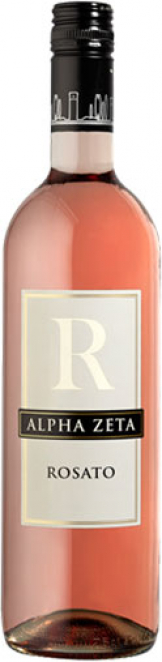 Alpha Zeta - R Rosato 2017 (75cl Bottle)