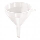 """Stewart Plastic Funnel Clear 4"""""""