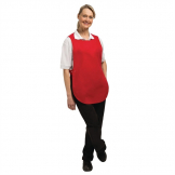 Whites Tabard Red