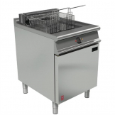Falcon Dominator Single Tank Twin Basket Free Standing Electric Fryer E3860