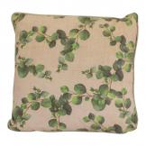 Eucalyptus Design Square Cushion, 36cm