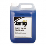 Jantex Pro Glasswasher Rinse Aid Concentrate 5Ltr