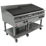 Falcon Dominator Plus Natural Gas Chargrill On Mobile Stand G31525