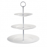 Churchill Alchemy 3 Tier Plate Tower (Pack of 2)