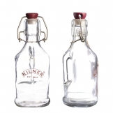 Kilner Clip Top Bottle with Handle 200ml