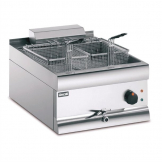 Lincat Single Tank Twin Basket Countertop Electric Fryer DF46