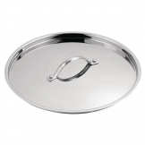 Vogue Stainless Steel Lid 180mm