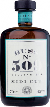 Buss No.509 - Midi Cut Gin (70cl Bottle)
