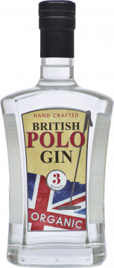 Image of British Polo Gin - No.3 Botanical