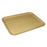 Olympia Large Birch Veneer Canteen Tray 597mm