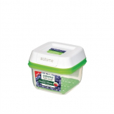 Sistema FreshWorks Small Square Container 0.591Ltr