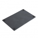 Olympia Smooth Edged Slate Platters 280 x 180mm (Pack of 2)