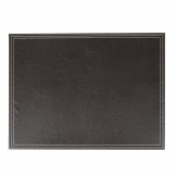Faux Leather Large Placemat