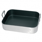 Vogue Aluminium Non Stick Roasting Pan