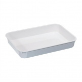 Stewart 350(W)mm x 250(D)mm High Impact ABS Food Tray