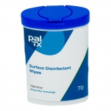 Pal TX Probe Disinfectant Wipes (Pack of 12 x 70)