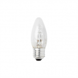 Status Halogen Energy Saving Candle Bulb 28W