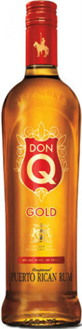 Image of Don Q - Gold Rum