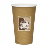 Benders Caffe Disposable Hot Cups 455ml / 16oz (Pack of 1000)