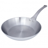 DeBuyer Affinity Stainless Steel Frying Pan 24cm