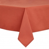 Essentials Occasions Tablecloth Paprika 137 x 137cm (120 TC, Polyester)